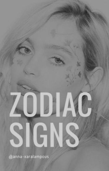 Zodiac Signs-Ζώδια