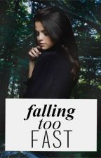 Falling Too Fast // h.s by devyanichandra