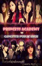 Princess Academy VS Gangster Public High (on-hold) by HateshinaiSoraX