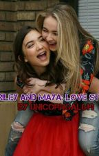 Girl Meets World: Riley And Maya Love Story by Lone_Wolf_8919