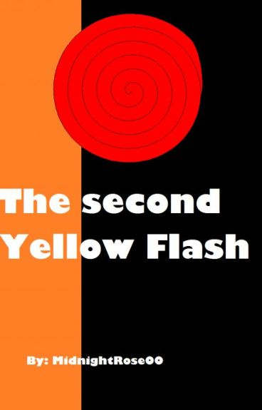 The second yellow flash