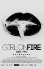 Girl On Fire II | Ruggechi by emilysblunt