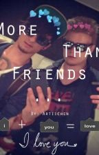 ||Julien Bam x IBlali|| More Than Friends by Artiichen