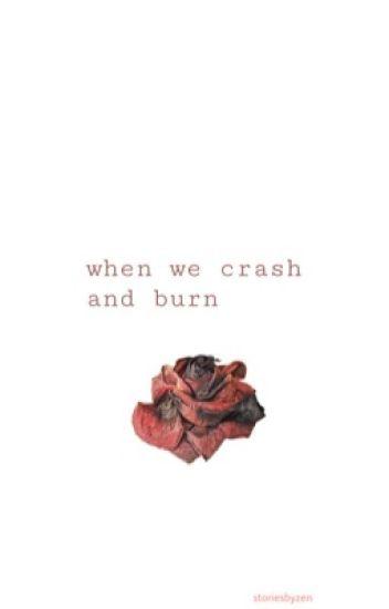 When we crash and burn (a jacksepticeye x reader)