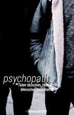 psychopath ❀ tardy [#Wattys2017] by Mabeyme