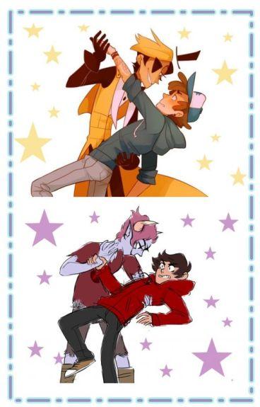 ¡Noche de Disco! ...¡¿Homosexual?! |Tomco & BillDip|