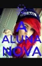 A Aluna Nova by Madu_Wuin