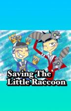 Saving The Little Raccoon by BluJay760