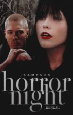Horror Night || House of Wax by -Sampson