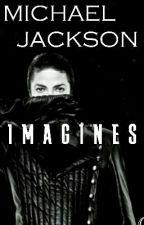 Michael Jackson Imagines by lennon_jackson