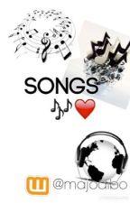 Songs ❤ by majodibo