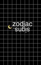zodiac signs🌙 by mileggoeven