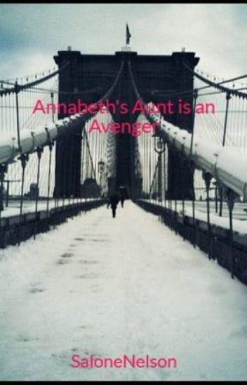Annabeth's Aunt is an Avenger