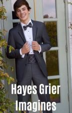 Hayes Grier Imagines by babyhayes_g