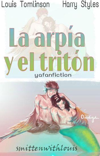 La arpía y el tritón ➳ Larry AU