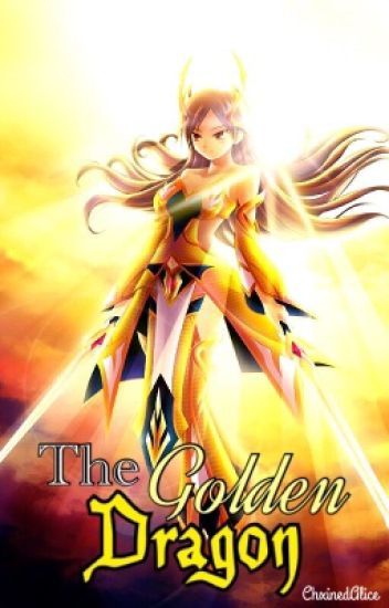 The Golden Dragon [Akatsuki no Yona]