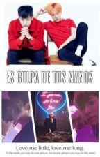 GTOP Es culpa de tus manos by xxccxxhh