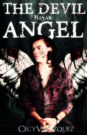 The Devil has an Angel / H.S. (TDIB2) by CecyVelazquez