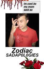 - ̗̀ A Moment Of Silence. ;Zodiac ̖́- by IER0INE