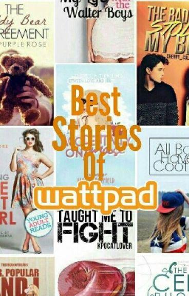 Best TeenFiction, Romance & Humor Books Of Wattpad