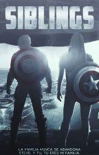 |S I B L I N G S| Avengers. by YarlehyDeMikaelson