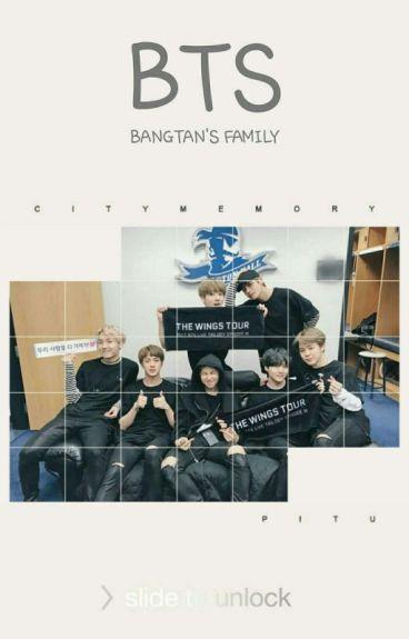 BANGTAN FAMILY [BTS FANFIC MARRIAGE LIFE]