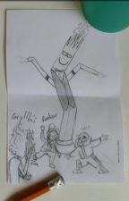 Dropped // Sans x reader by Nacatu
