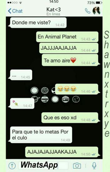WhatsApp; Ruben Doblas.