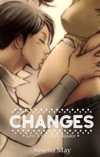 Changes (Levi X pregnant reader) one-shot by UnicornMilly