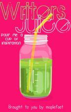 Writers Juice by maplefoot