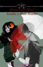Know your mind // Humanstuck!Aradia x Male reader by PastelKawaiiDesu