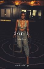 Don't |J.D.B| by zustinnhoe