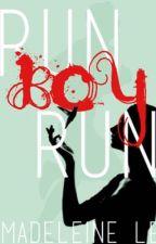 Run Boy Run (Tony Stark Love Story) by missplanetmaddy