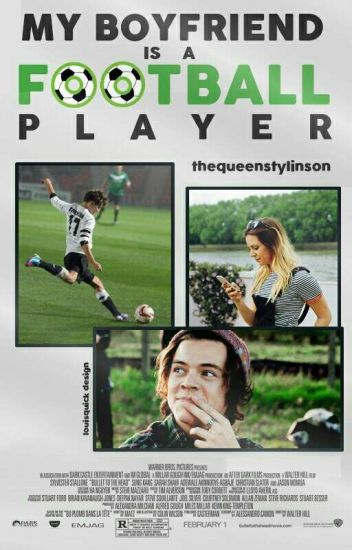 My Boyfriend Is A Football Player × l.s.