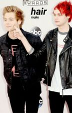Hair || muke by 95cliffovd