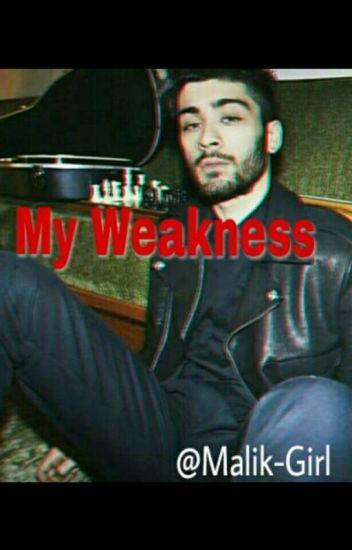 My Weakness - z.m.