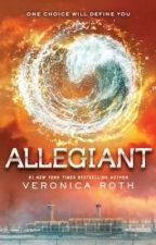 ALLEGIANT by nerdfighterFOURever