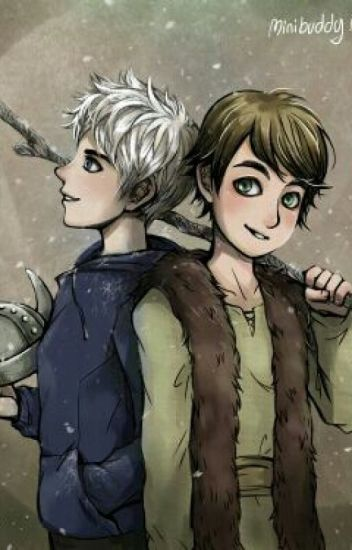 Hot N' Cold (Hiccup x Reader x Jack Frost) ~Lemon~