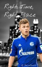 Right Time, Right Place ~ Max Meyer by BeccaDurm37