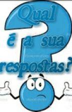 Qual é a Sua Resposta? by lorenafernanades11