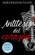 Antítesis del corazón (Concurso PUBE) by MurdererMonster