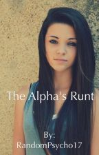 The Alpha's Runt by RandomPsycho17