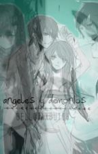 ♥bellotaxbutch♥ angeles y demonios by balekirishima