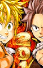 TheSevenDeadlySins and FairyTail crossover (Fanfic) by AlyshaBeauchesne