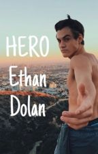 Hero // Ethan Dolan by frappucchinocam