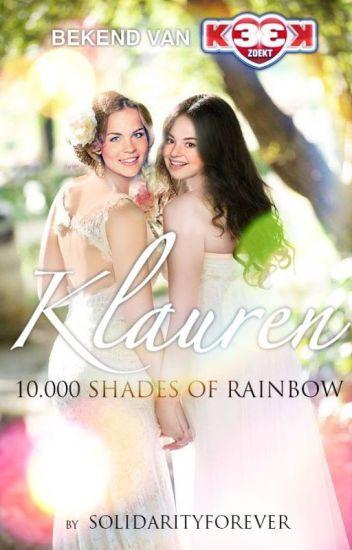 Klauren: 10.000 shades of rainbow