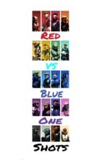 Red vs Blue: One-shots by KashiBae