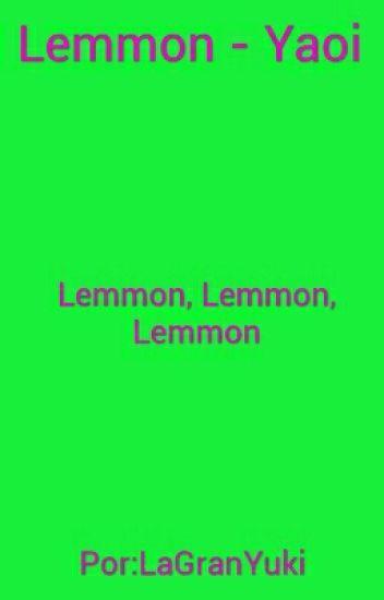 Lemmon - Yaoi