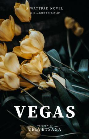 vegas | H.S. by danibeewrites