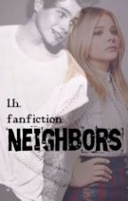 neighbors // l.h. ff by LukeyMickeyCalAsh